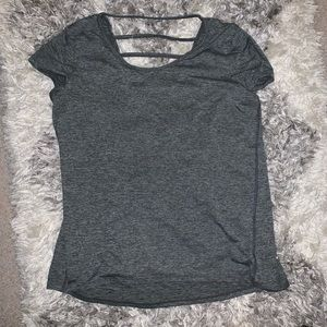 Champion Tops - Champion size XL shirt with cute back!